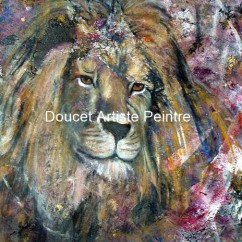 Constellation acrylique - Prix coup de coeur du public, Galerie Dosha