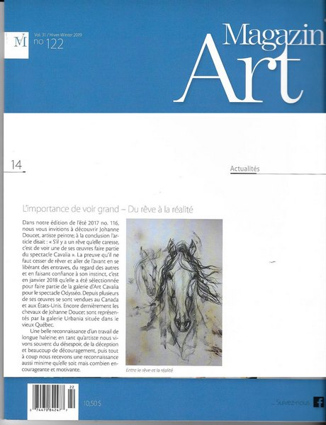 magazin'art article hiver 2019